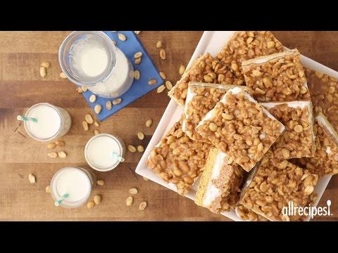 Dessert Recipes - How to Make Peanut Mallow Bars