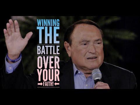 Winning The Battle Over Your Faith!