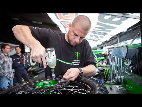 Spanner - Justin Shantie | TransWorld Motocross
