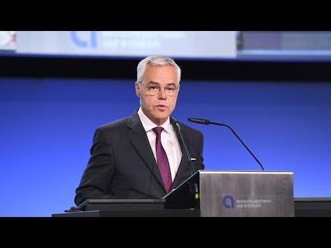 Vertreterversammlung 2019 - Auszüge aus der Rede von Ulrich Sommer