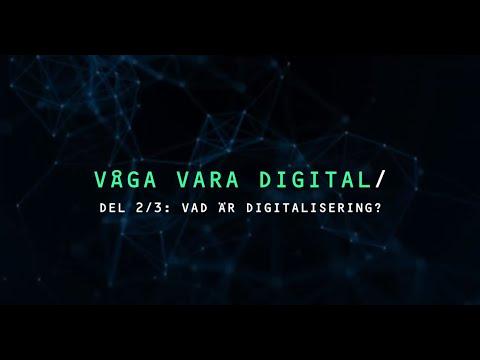 Våga vara digital - webbsändning Del 2