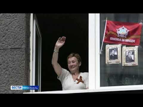 9 мая в память о Великой Победе граждане страны споют песню «День Победы» прямо на своих балконах