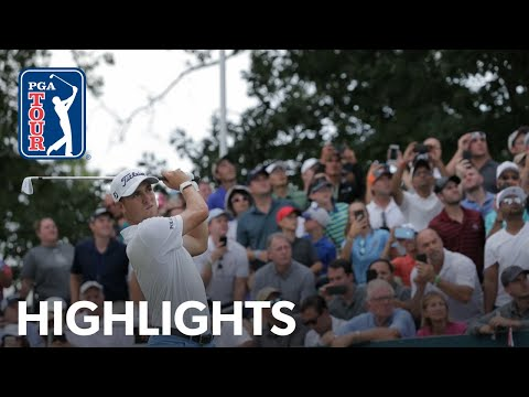 Justin Thomas? winning highlights from BMW Championship 2019