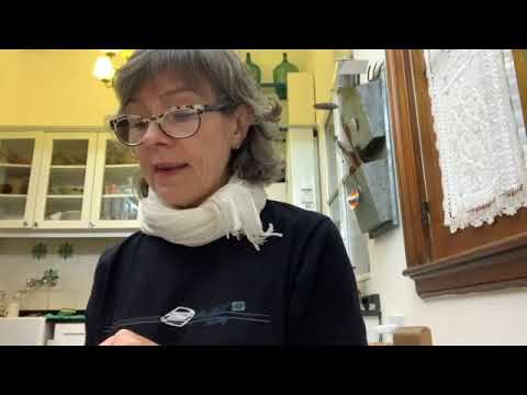 Vidéo de María Moreno