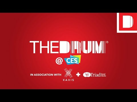 The Drum @ CES | Trends In Tech, Data and Retail