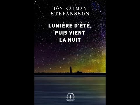Vidéo de Jón Kalman Stefánsson