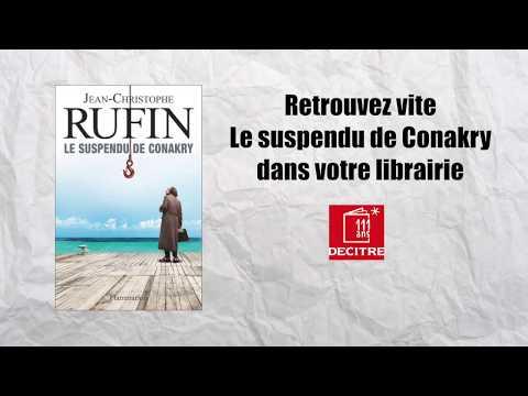 Vidéo de Jean-Christophe Rufin