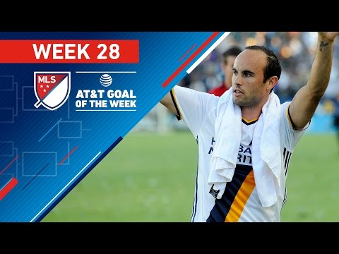 AT&T Goal of the Week | Vote for the Top 8 MLS Goals (Wk 28)