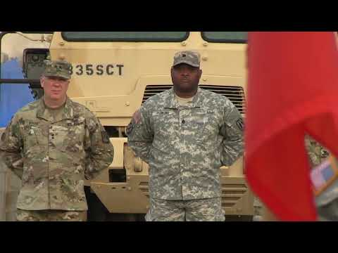 DFN: 335th Signal Command (Theater) Hooah Video, ATLANTA, GA, UNITED STATES, 02.22.2018