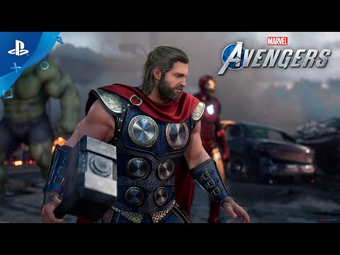 Marvel's Avengers: Incorpore seus poderes | PS4