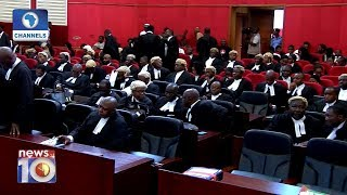 Election Tribunal Adjourns Over 'Attack' On Witnesses