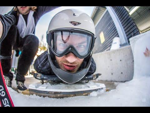 Face First Into an Ice Tube at 100 km/h! - UCd5xLBi_QU6w7RGm5TTznyQ