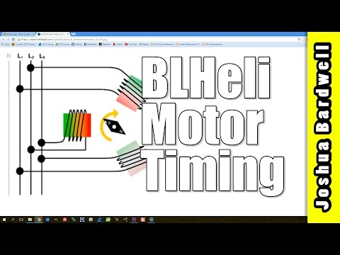 BLHeli Motor Timing | EXPLAINED - UCX3eufnI7A2I7IkKHZn8KSQ