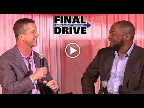 Harbaugh, Tomlin Talk 'Hot' Rivalry   Final Drive   Baltimore Ravens