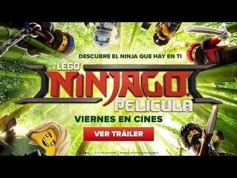 La LEGO Ninjago Película - Spot TV - Castellano HD