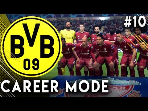 FIFA 19 Borussia Dortmund Career Mode EP10 - Another Champions League Comeback?!