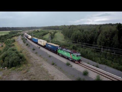 Hållbar Logistik med Green Cargo