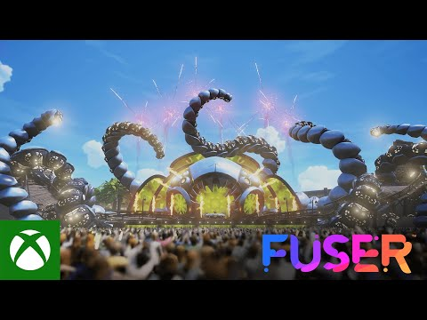 FUSER - Official Release Date Trailer
