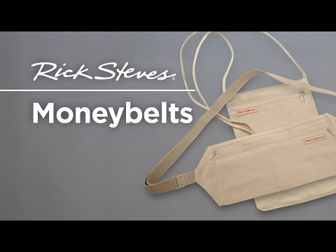 Rick Steves Moneybelts