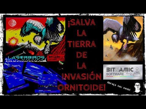 Canal Homebrew: Laserbirds (Teknamic) Spectrum