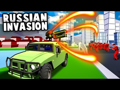 Epic Missile Defense Against Russian Special Forces Invasion