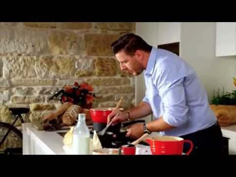 Manu Feildel's French Favourites - Chocolate Tart