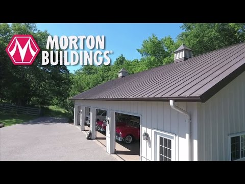 Small Town Big Deal featuring James' Hobby Garage
