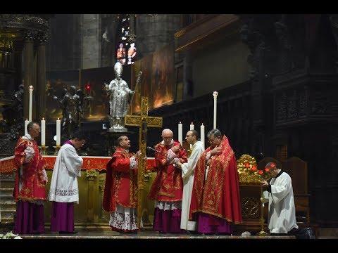 14 settembre 2019 festa dell'Esaltazione della Santa Croce - OMELIA di mons. Delpini
