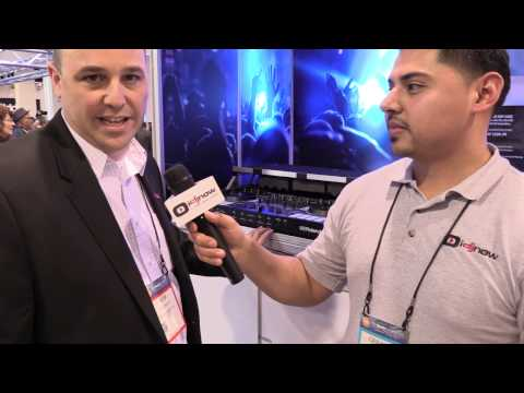 NAMM 2017 - I DJ Now - Geo with Rob from Gator featuring the DSP Series Cases