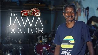 TNIE Explores: Meet the Jawa bike 'doctor' from Chennai
