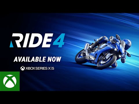 RIDE 4   Launch Next-Gen