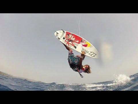 Kitesurf Wave World Champion - Airton Cozzolino 2012 - UCblfuW_4rakIf2h6aqANefA