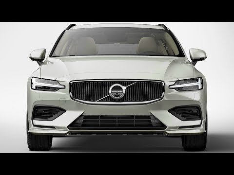 Volvo V60 (2019) Making Wagons Great Again
