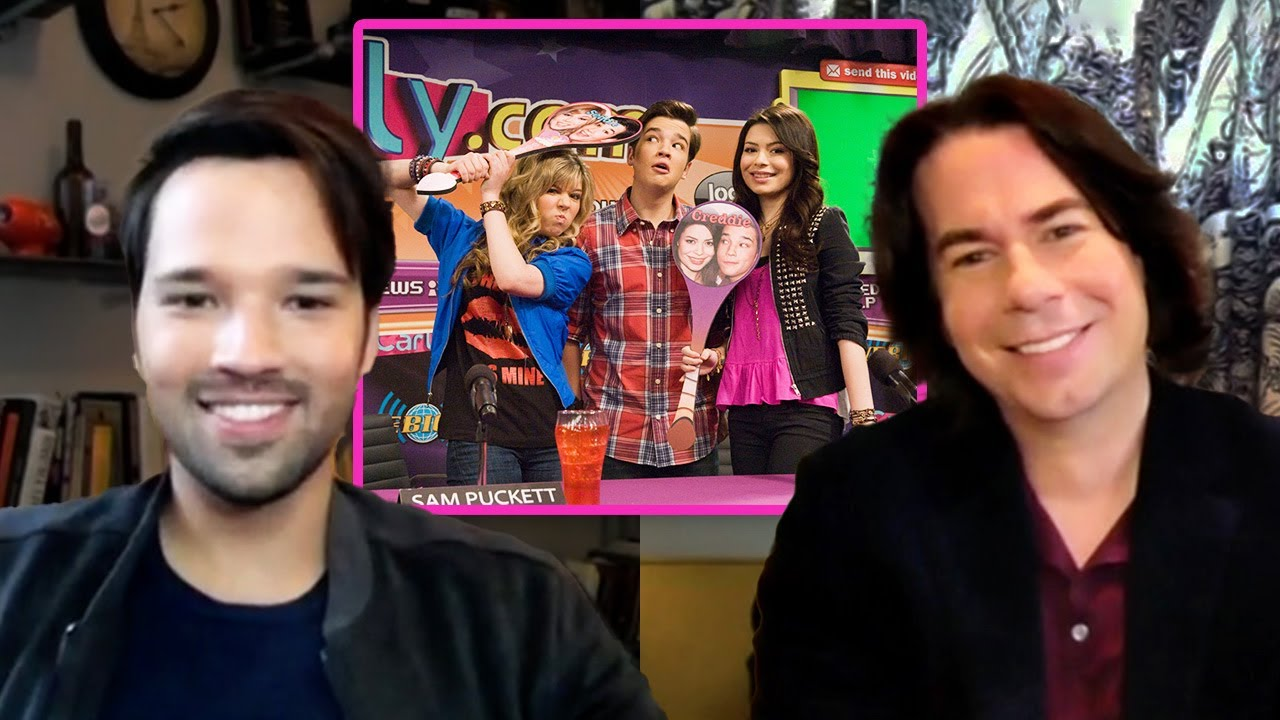 'iCarly' Stars Nathan Kress & Jerry Trainor Explain Jennette McCurdy's Absence