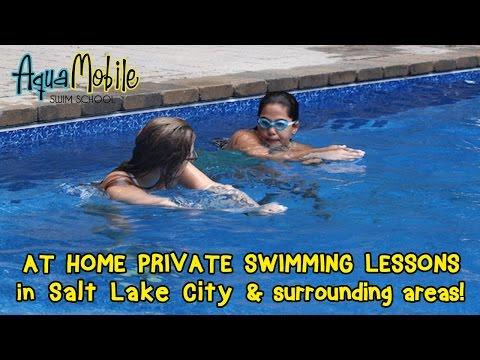 Salt Lake City, Utah at Home Swim Lessons