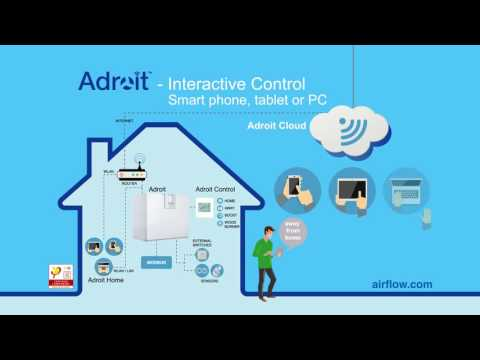 An in-depth look at the Airflow Adroit