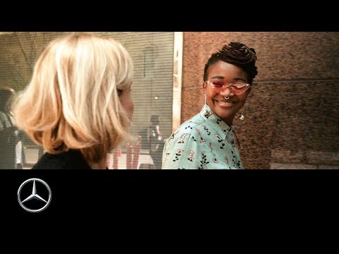 She's Mercedes: Powerful Women (Part 3) | Britta Seeger & Kimberly Drew