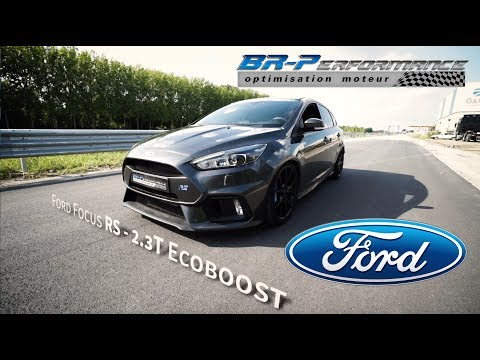 Ford Focus RS 2.3T Ecoboost Remap Stage 2 By BR-Performance