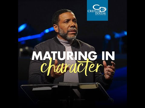 Developing Godly Character - Wednesday Service