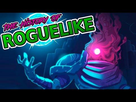 La historia de Roguelike / The history of Roguelike
