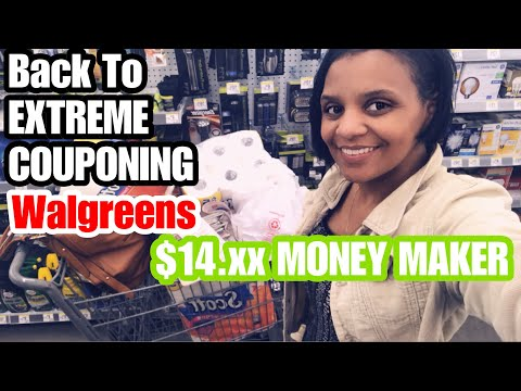 I'm Back To EXTREME COUPONING | $15 MM @ Walgreens 4/16/19