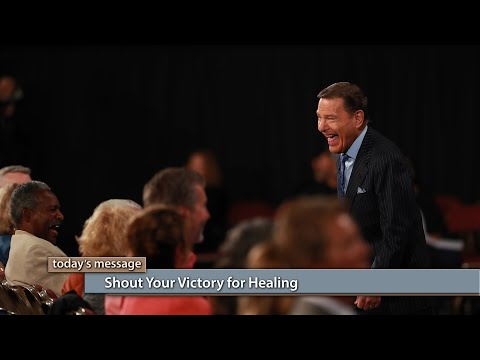Shout Your Victory for Healing