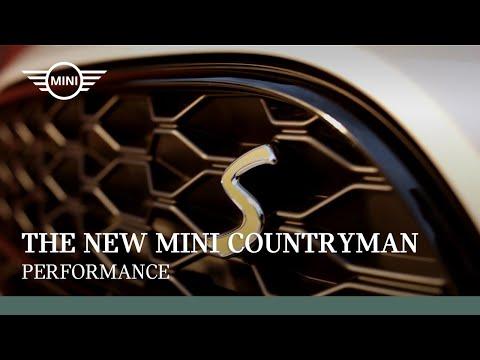 The New MINI Countryman I Performance