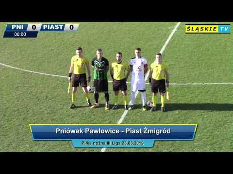 Pniówek Pawłowice - Piast Żmigród 2:1