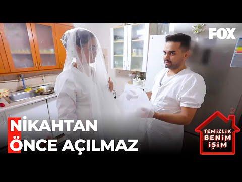 Kadir, Zeynep'in Duvağını Kaldırıyor - Temizlik Benim İşim 224. Bölüm