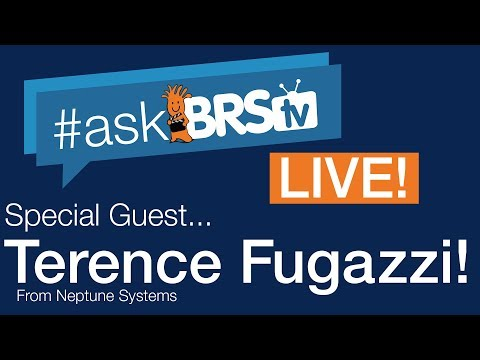 Neptune Apex questions answered LIVE w/o Terence from Neptune!  | #AskBRStv Live