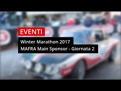 Winter Marathon 2017 #Day2 // MA-FRA Main Sponsor