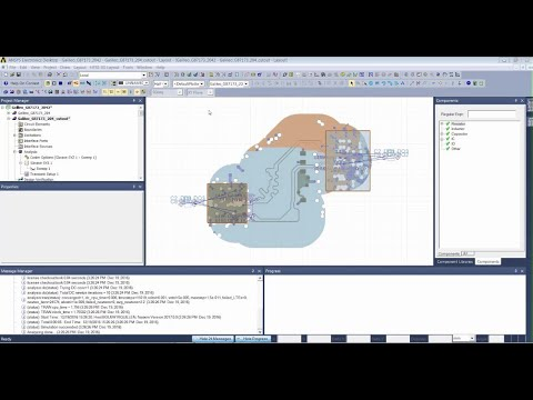 Transient Time Domain Solutions from HFSS 3D Layout Introduction