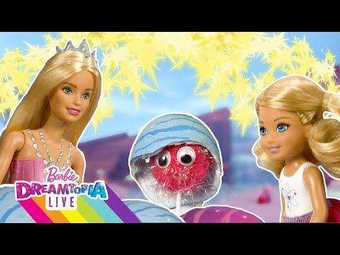Klitzekleine Glitzerbälle| Dreamtopia LIVE | Barbie