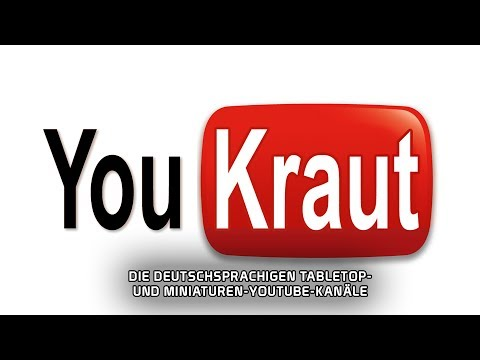 YouKraut | 20 Tabletop YouTuber stellen sich vor | DICED